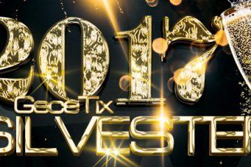 Silvester 2016-2017 auf GeceTix