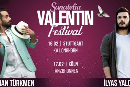 Sanatolia Valentinfest 2018